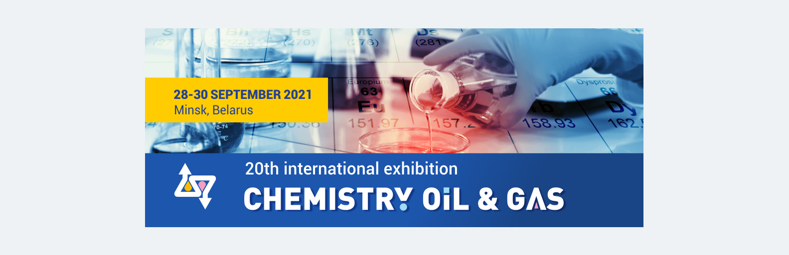 Chemistry. Oil & Gas Exhibition